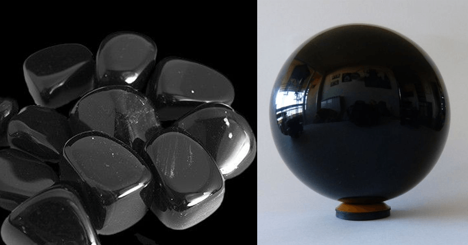Los beneficios de la obsidiana