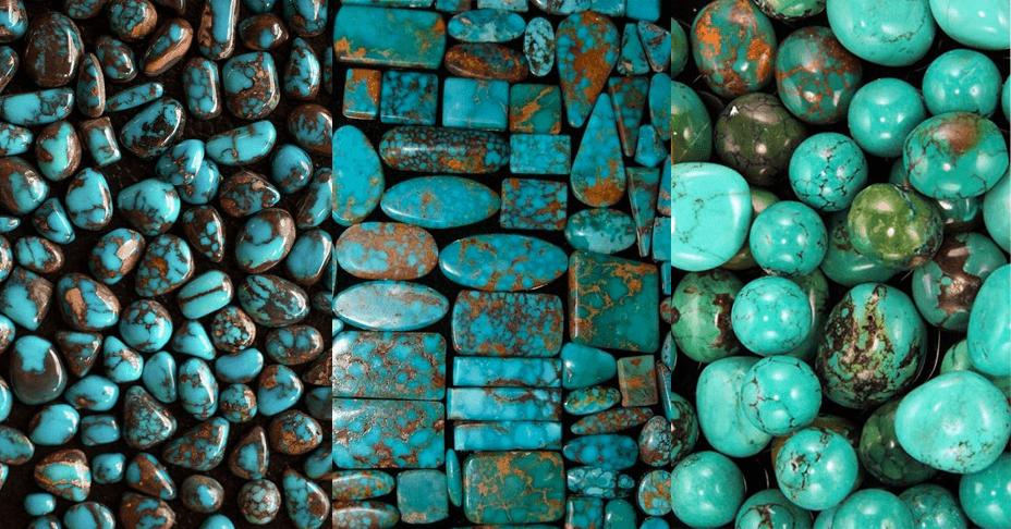 Los beneficios de la piedra turquesa