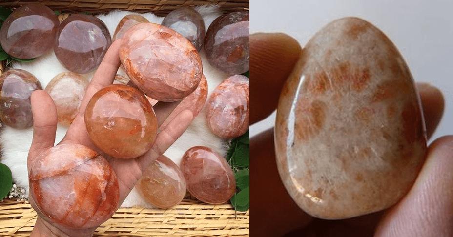 Características de las piedras de sol
