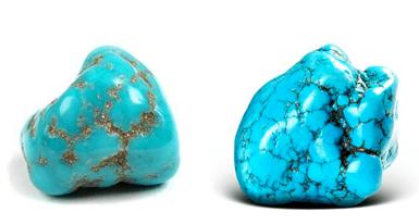 La piedra de la turquesa