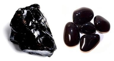 Propiedades de la piedra obsidiana