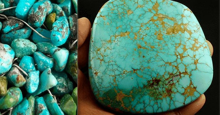 Los beneficios de la piedra de la turquesa