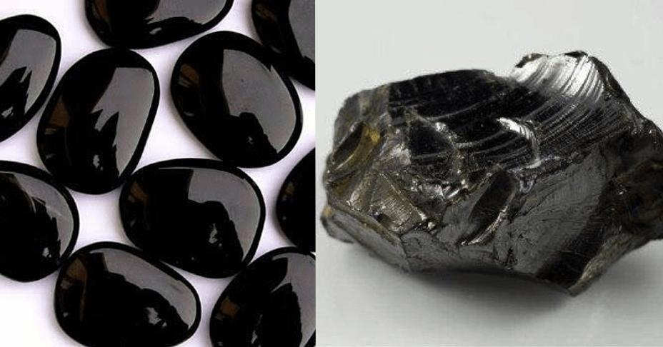 Es peligrosa la piedra shungit