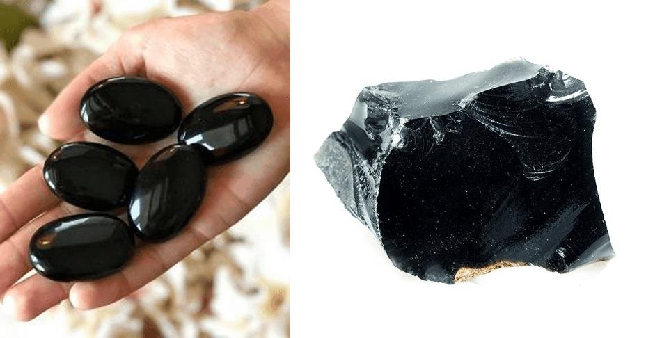 El significado de la obsidiana
