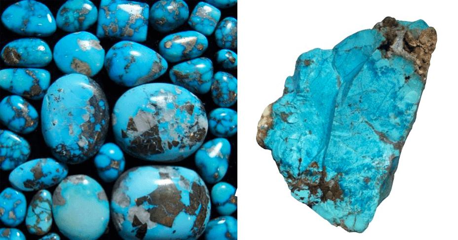 Significado de la piedra turquesa