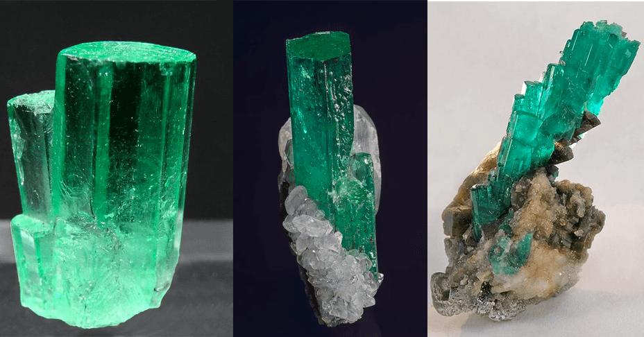 Usos de la esmeralda