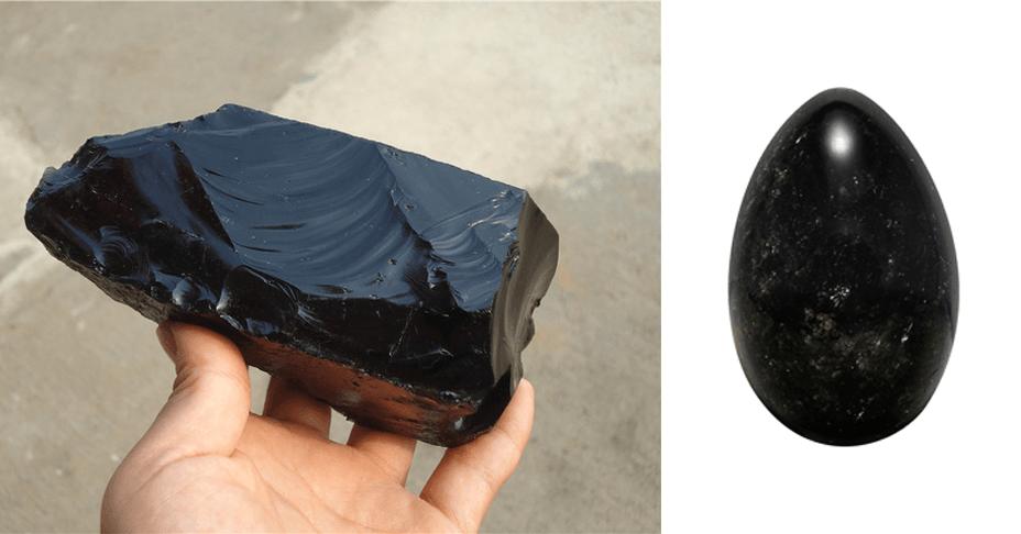 Los usos de la obsidiana