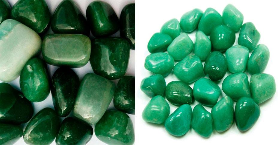 Propiedades Cuarzo verde