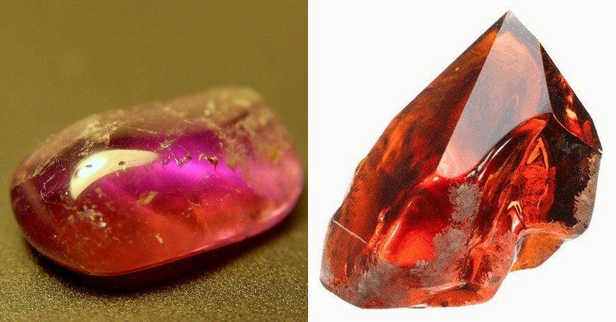 Composición de la piedra filosofal